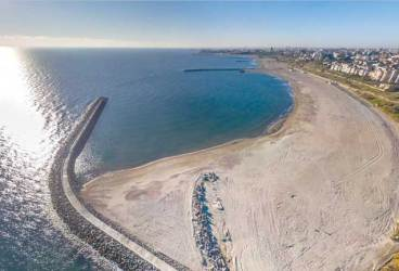 Cum arată plajele din România, în preajma începutului de sezon