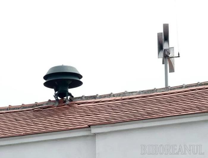 Pornesc sirenele de avertizare la dezastre în Ploieşti. Vezi motivul
