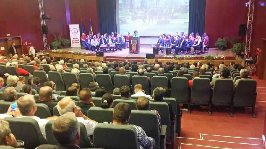 PSD Prahova își reafirmă sprijinul total pentru președintele Liviu Dragnea la Congresul PSD