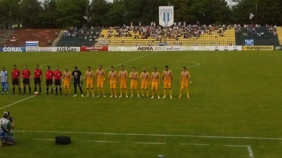 Ce-a mai rămas din… Petrolul a lăsat-o pe Craiova să viseze 89 de minute că va juca în Europa League!