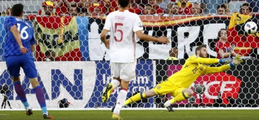 Croația – ce echipă! Pique nu a scăpat de ce i-a fost frică. Spania – Italia, finala din optimi!