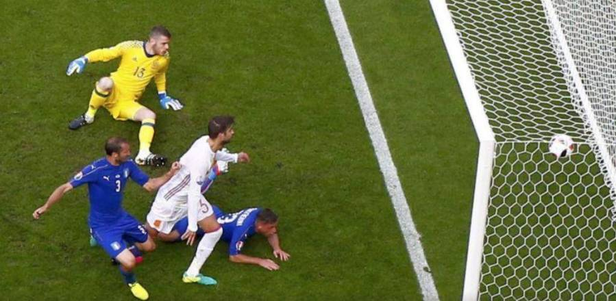 Campioana Europei, eliminată în optimi. Italia a câștigat pe merit și va juca împotriva Germaniei. Ce meci, în sferturi!