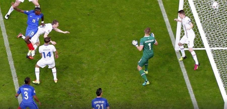 Marea surpriză Islanda a câștigat repriza secundă cu Franța! Dar o pierduse drastic pe prima și părăsește EURO
