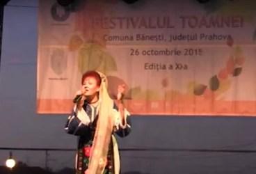 30 septembrie – Festivalul Toamnei Băneşti