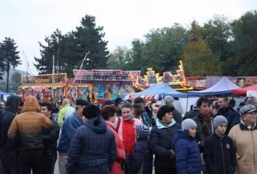 Razie a poliţiei printre comercianţii de la Festivalul Caşcavelei