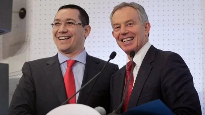 """Ponta audiat la DNA Ploieşti în dosarul """"Tony Blair"""""""