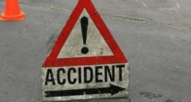 Fugă de la locul accidentului, permis anulat şi numere de înmatriculare expirate