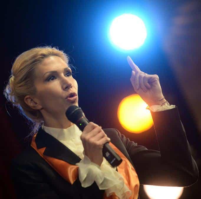 Raluca Turcan – preşedinte interimar al PNL