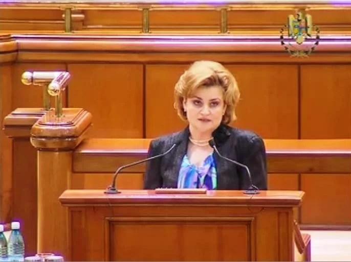 Graţiela Gavrilescu, ministrul Mediului, în vizită de lucru la Ploieşti