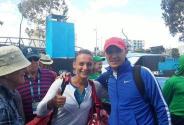 O tenismenă din Prahova, calificată în premieră pe tabloul principal al Marelui Șlem de la Melbourne