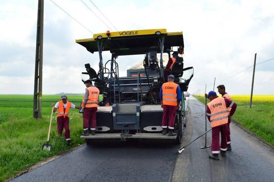 Comuna din Prahova unde se vor face asfaltări în valoare de 1 milion de euro