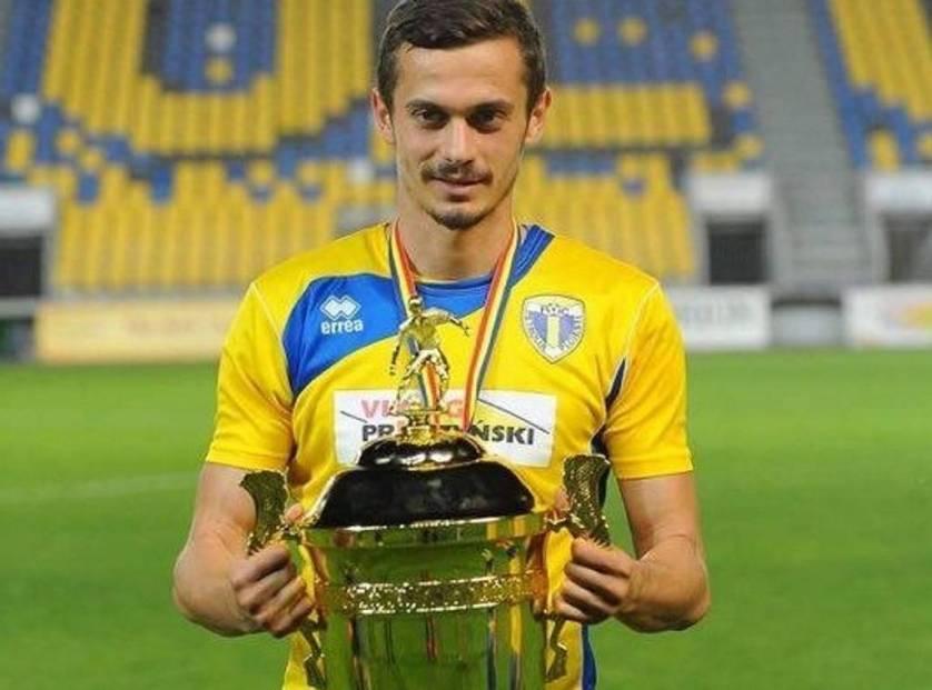 Roland Stanescu cu Cupa Romaniai, judeteana, Cristi Stavri