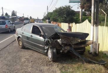 Două accidente pe DN1 miercuri dimineaţa