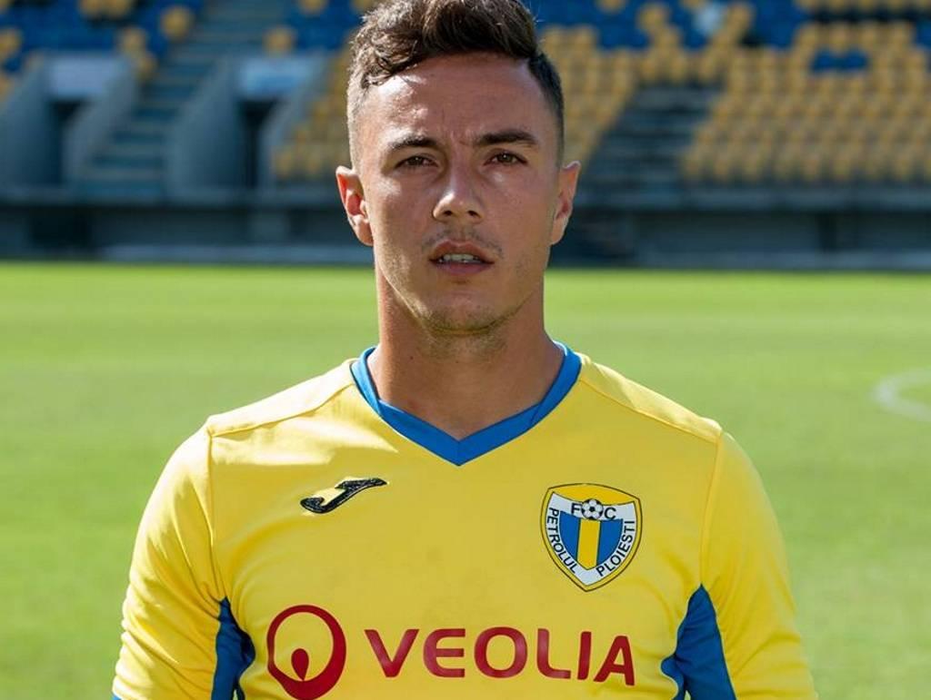 Alexandru Vagner, ex-FC Petrolul, FC Petrolul Facebook Official