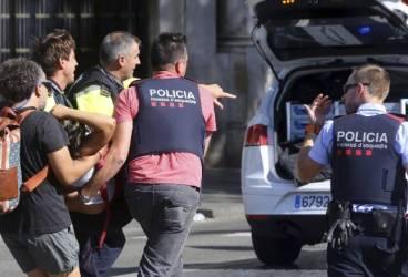Doi români printre victimele atentatului din Barcelona