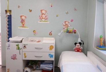 Cabinet nou de Pediatrie la Spitalul Municipal Ploieşti