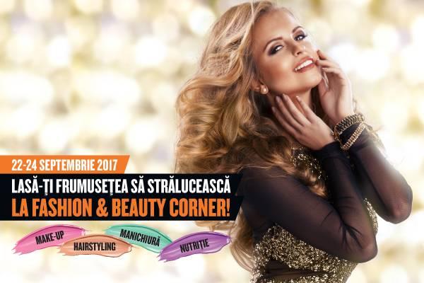 3 zile dedicate răsfățului și frumuseții, la Ploiești Shopping City