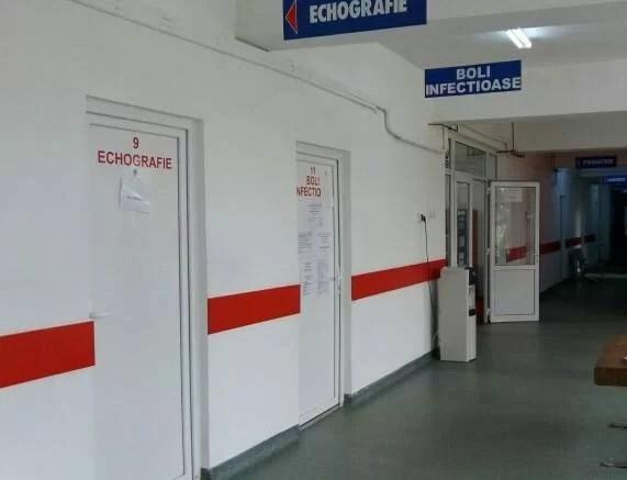 Focar coronavirus la Spitalul Băicoi: medic, asistente, infirmiere şi pacienţi depistaţi pozitiv