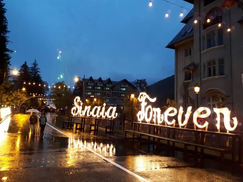 """Programul festivalului """"Sinaia Forever"""" 14-16 septembrie 2018"""
