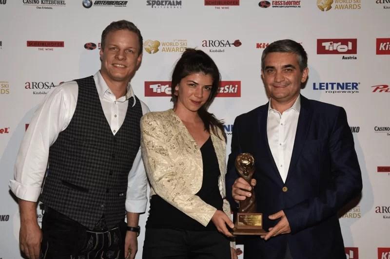 Sinaia, premiată la World Ski Awards