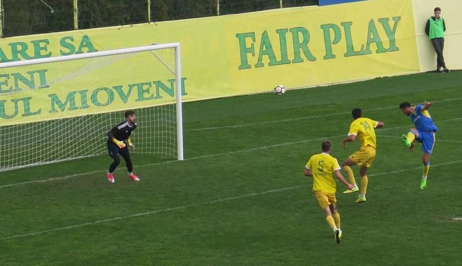 Liderul Seriei a III-a a ligii a treia, FC Petrolul Ploiești, a învins la Mioveni și s-a desprins! E acum la 4 puncte de Alexandria