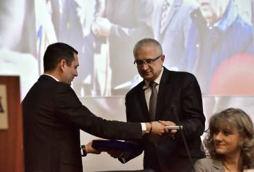 Florin Anghel şi Mircea Cosma – alături la 25 de ani de la reînfiinţarea Consiliului Judeţean Prahova