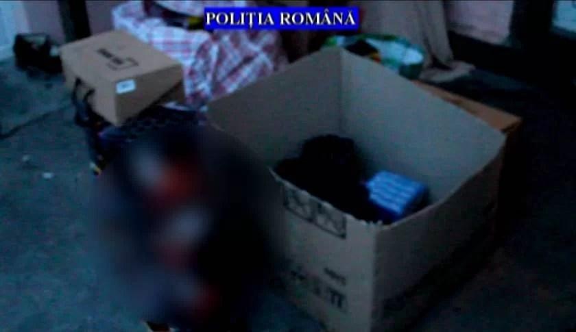 O tonă de petarde şi artificii confiscată după percheziţiile făcute în Câmpina