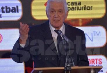 Fostă mare glorie a Petrolului, Seniorul Mircea Dridea a primit și în 2017 un premiu de excelență