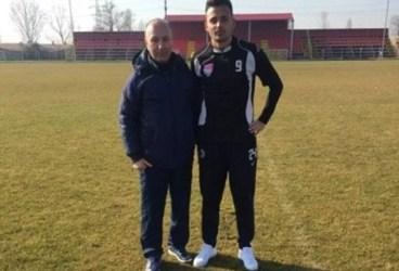 Veni, vidi, vici! Adrian Vintilă a venit la CS Blejoi, a văzut contractul și l-a semnat, iar apoi a înscris în primul meci amical
