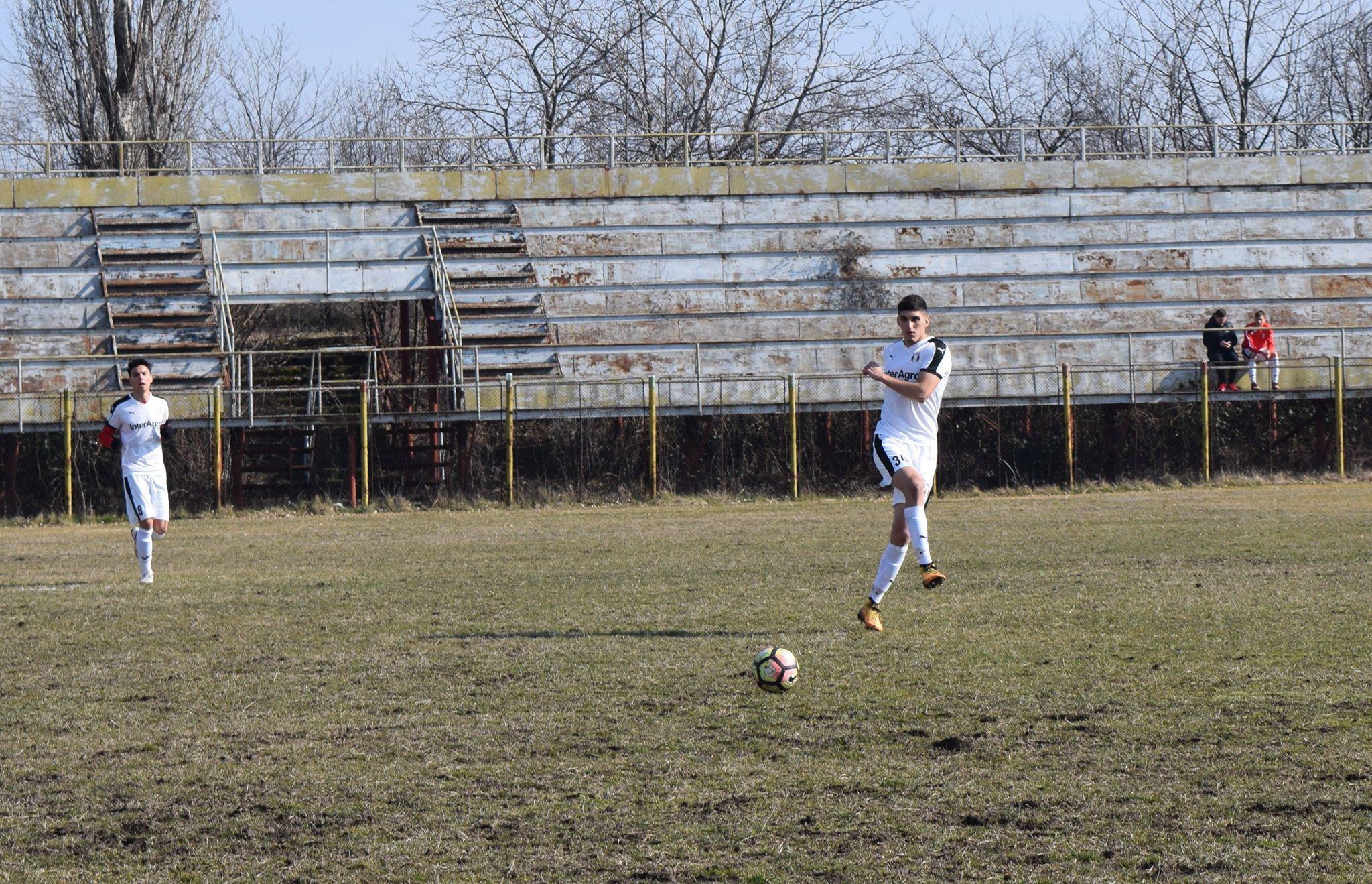 Campioana de toamnă a județului Prahova, la fotbal, învinsă de un american fost la Manchester City! Bașca, un ucrainean vorbitor și el de limba română
