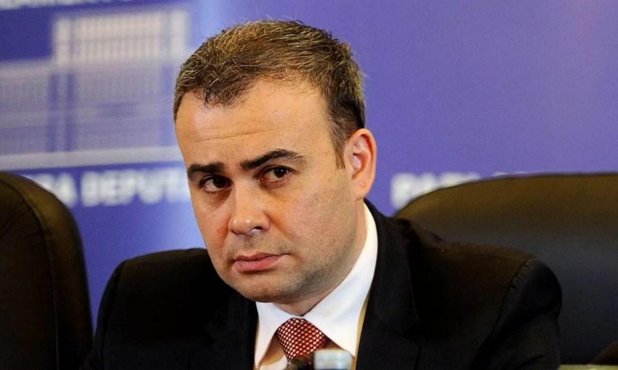 Darius Vâlcov condamnat la 8 ani de închisoare cu executare