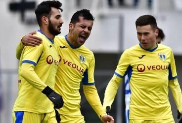 După revenirea, în amicale, la adversare de același eșalon, FC Petrolul a redescoperit victoria