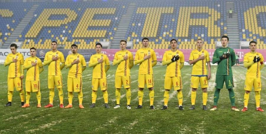 """Cea mai bună națională de juniori a țării noastre din ultimii mulți ani, România """"U 19"""", la un punct de accederea la turneul final al Europenelor! Meciul decisiv cu Ucraina este pe """"Ilie Oană"""""""