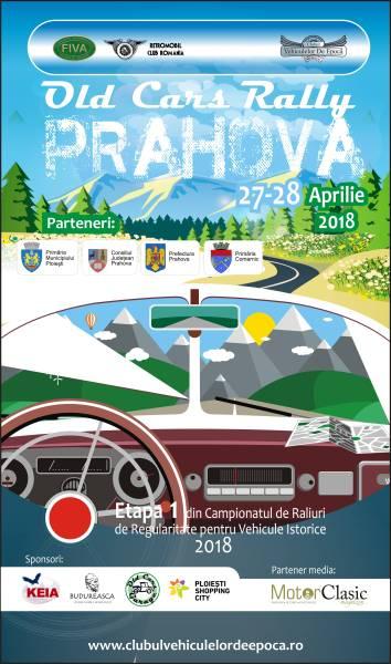 Raliul Prahovei pentru vehicule istorice, 27-28 aprilie