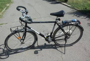 Biciclist amendat pentru că a urcat beat la… ghidon!