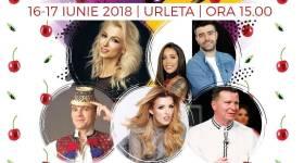 Sărbătoarea Cireşelor Băneşti-Urleta (16-17 iunie), cu artişti de excepţie