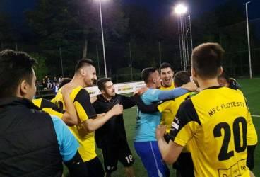 Minifotbal: Mihai Vanghele duce MFC Ploiești în finala Cupei LMF Prahova 2018 !