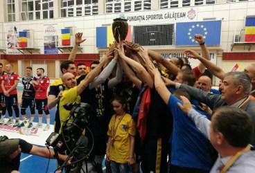 Ploieștiul are o nouă echipă care a cucerit eventul național! Tricolorul LMV, specialista tie-breakului, a luat și Cupa României