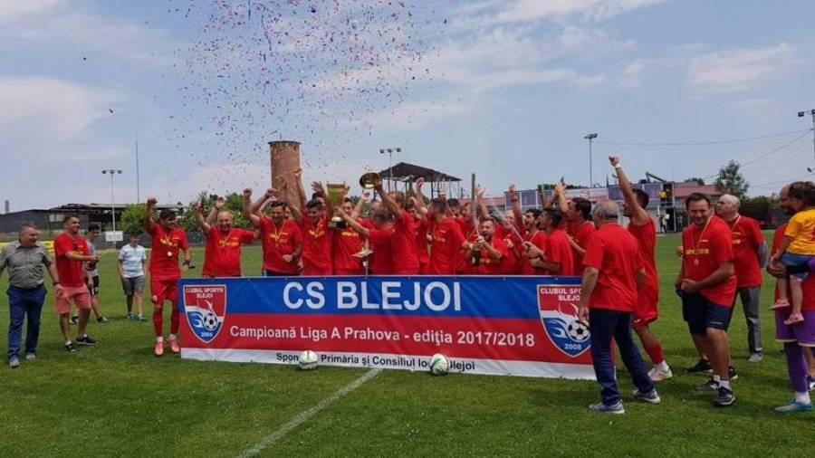 AJF-ul a premiat-o pe CS Blejoi, la ultimul meci de acasă. Campioana Ligii A se va întâlni acum cu… Venus!