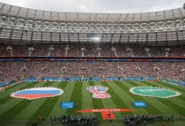 Putin… mai mult noroc pentru falsa pastișă a Zbornaiei de altădată: 5-0 cu saudiții abia ieșiți din Ramadan!