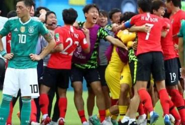 """Tot Germania a venit cu o altă surpriză uriașă: a pierdut și în fața Coreei de Sud, e ultima din """"F"""" și pleacă acasă! E prima oară când nu iese din grupe!"""