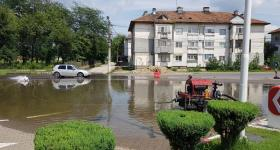 Bărcăneşti nu are loc în lista Guvernului pentru înlăturarea efectelor inundaţiilor