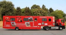 """Caravana SMURD """"Fii pregătit!"""" ajunge la Prahova"""