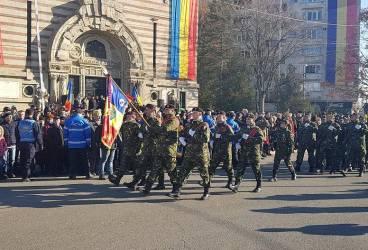 Fără paradă militară de 1 Decembrie, la Ploiești