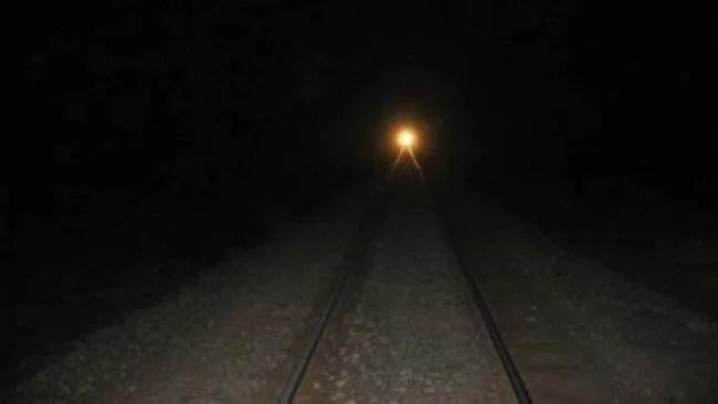 Accident feroviar mortal la Inoteşti