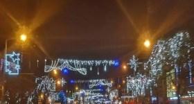 Când se aprind luminile de Sărbători în Ploiești