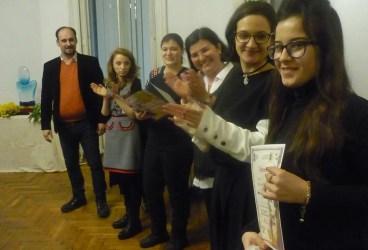 Câştigătorii concursului de recitări de la Ploieşti