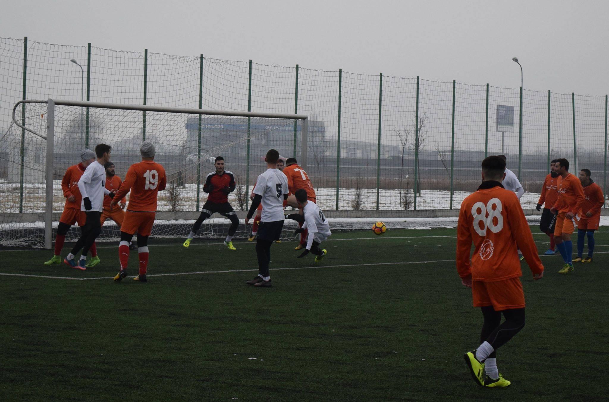 CS Blejoi și-a testat cu un succes fotbaliștii aflați la probe și juniori din propria pepinieră. Goluri multe cu Berceniul prahovean
