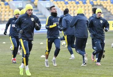 """FC Petrolul a luat împrumut doi viitori componenți ai lotului pentru Europeanul """"U 21"""" din Italia și Malta"""