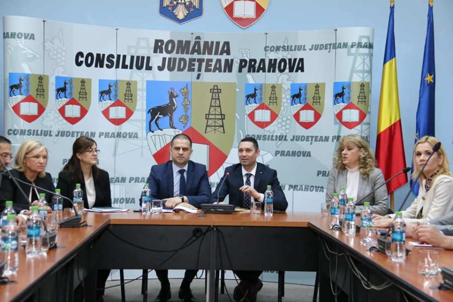 Ministrul Turismului, Bogdan Trif, anunţuri importante cu ocazia vizitei de la Ploieşti